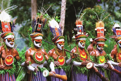 Explore Papua New Guinea