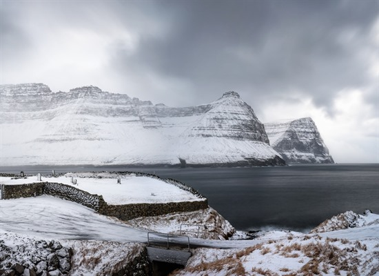 Faroe Islands Tórshavn Winter Fly-Drive