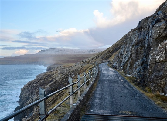 Faroe Islands Winter Fly-Drive