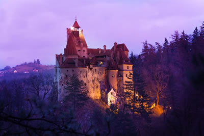 Halloween in Transylvania Group Tour