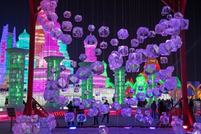 Harbin Ice Festival Small Group Tour