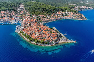 Highlights of Croatia Fly-Drive Holiday