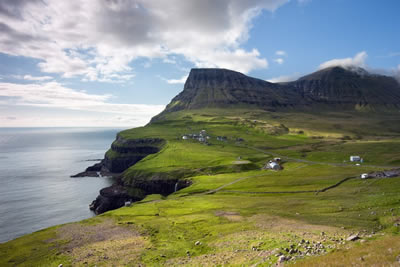 Highlights of Faroe Islands Fly-Drive