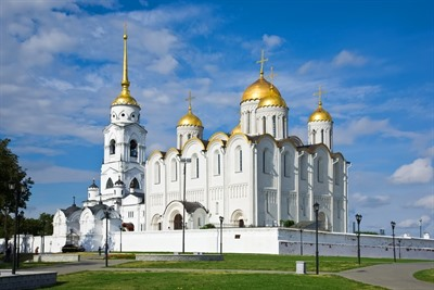 Highlights of Russia's Golden Ring Group Tour