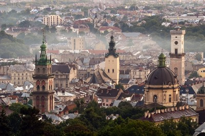 Cultural Landscapes of Western Ukraine