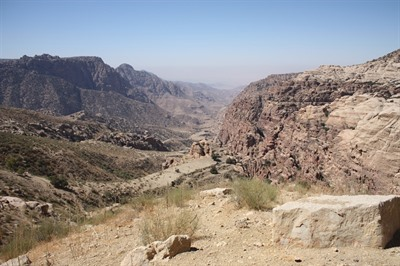 Hike the Jordan Trail from Dana to Petra