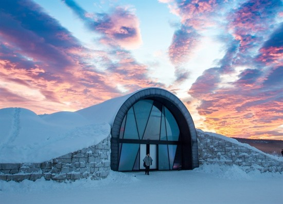 Ultimate ICEHOTEL Short Break