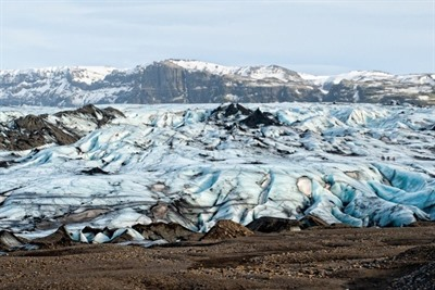 Iceland Mountains and Glaciers Adventure