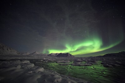Northern Lights in Ilulissat