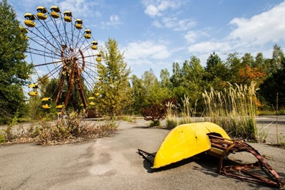 Kyiv & Chernobyl Private Tour 2018