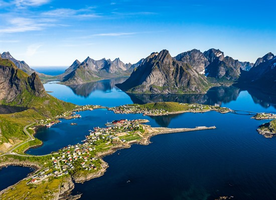 Lofoten Island & North Cape Group Tour
