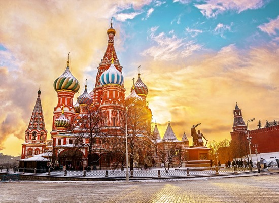 Moscow and St Petersburg Winter Explorer