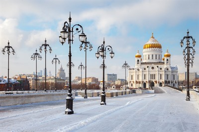 Moscow City Winter Break