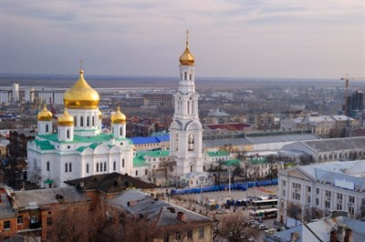 Moscow to Rostov On Don River Cruise - MS Lavrinenkov