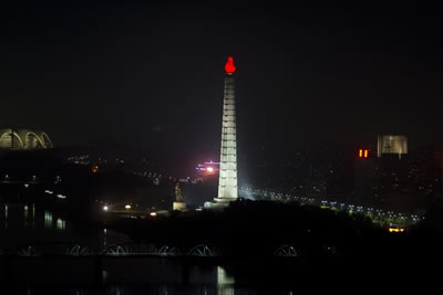 New Year in North Korea Tour