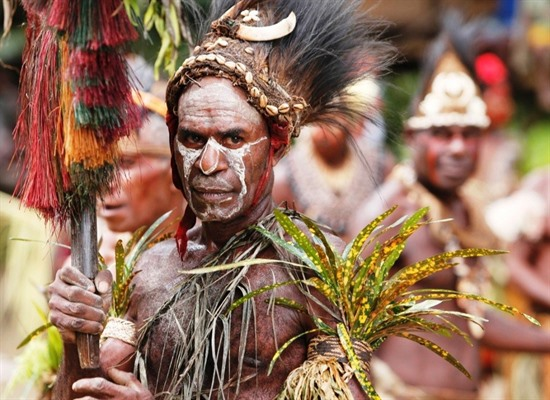 Papua New Guinea Cultural Adventure