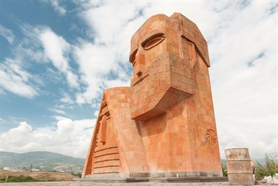 Pioneering Nagorno Karabakh Group Tour 2020