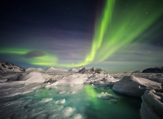 Polar Nights in Svalbard Group Tour