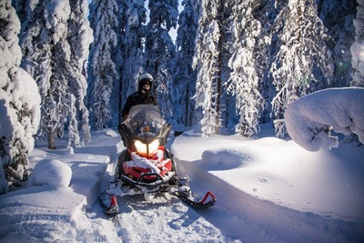 Rovaniemi Winter Weekend Break