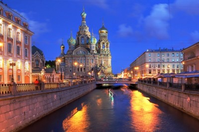 3-star Russian River Cruise | Moscow to St Petersburg