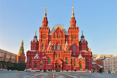 Russian River Cruises Regent Holidays