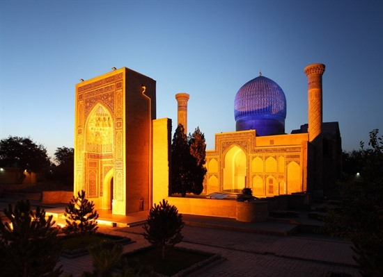 Silk Road Cities by Private Train - Almaty to Ashgabat
