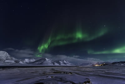 Spitsbergen Polar Nights