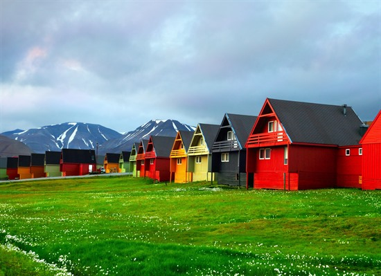 Spitsbergen Summer Break at the Funken Lodge