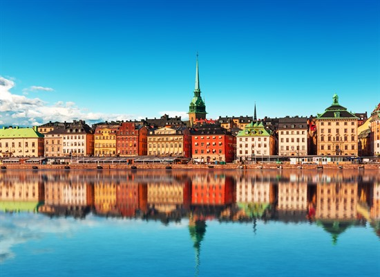 Stockholm Summer City Break