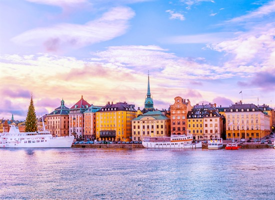 Stockholm Winter City Break