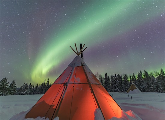 Lulea & Sapmi Nature Camp