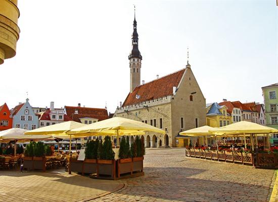 Tallinn Summer City Break