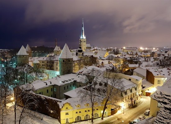 Tallinn Winter City Break