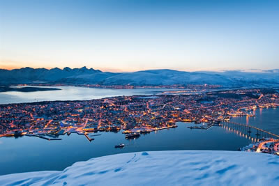 Tromso Winter Short Break at Radisson Blu