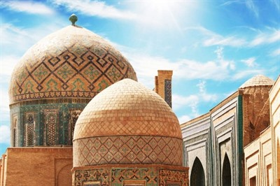 Uzbekistan and Turkmenistan: Into the Silk Road Empires