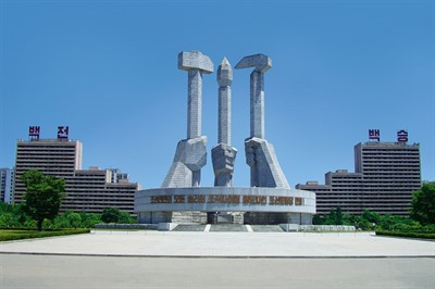 Victory Day Tour to North Korea