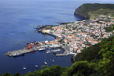 Volcanoes & Fajas Walking Experience on Sao Miguel and Sao Jorge