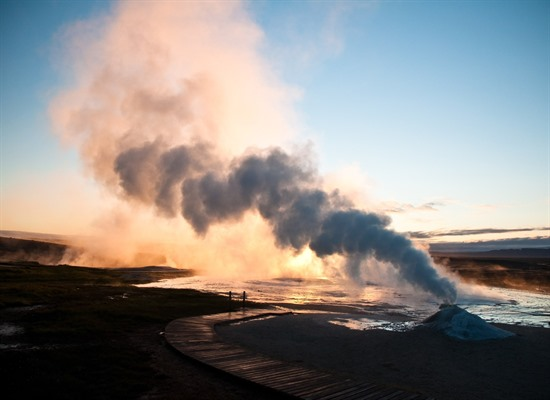 Volcanoes & Glaciers of Iceland Small Group Tour