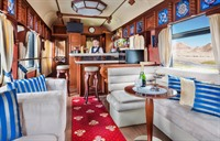 Gollden Eagle - bar & lounge car