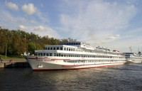 Russian River Cruise M/S Chernishevsky