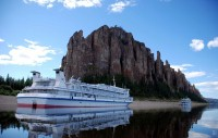 Lena River Cruise in Siberia 1
