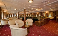 Volga Dream - relax in its spacious Lounge