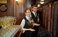 Volga Dream - A welcome at the Bar