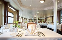 Volga Dream - dine in style in their restaurant