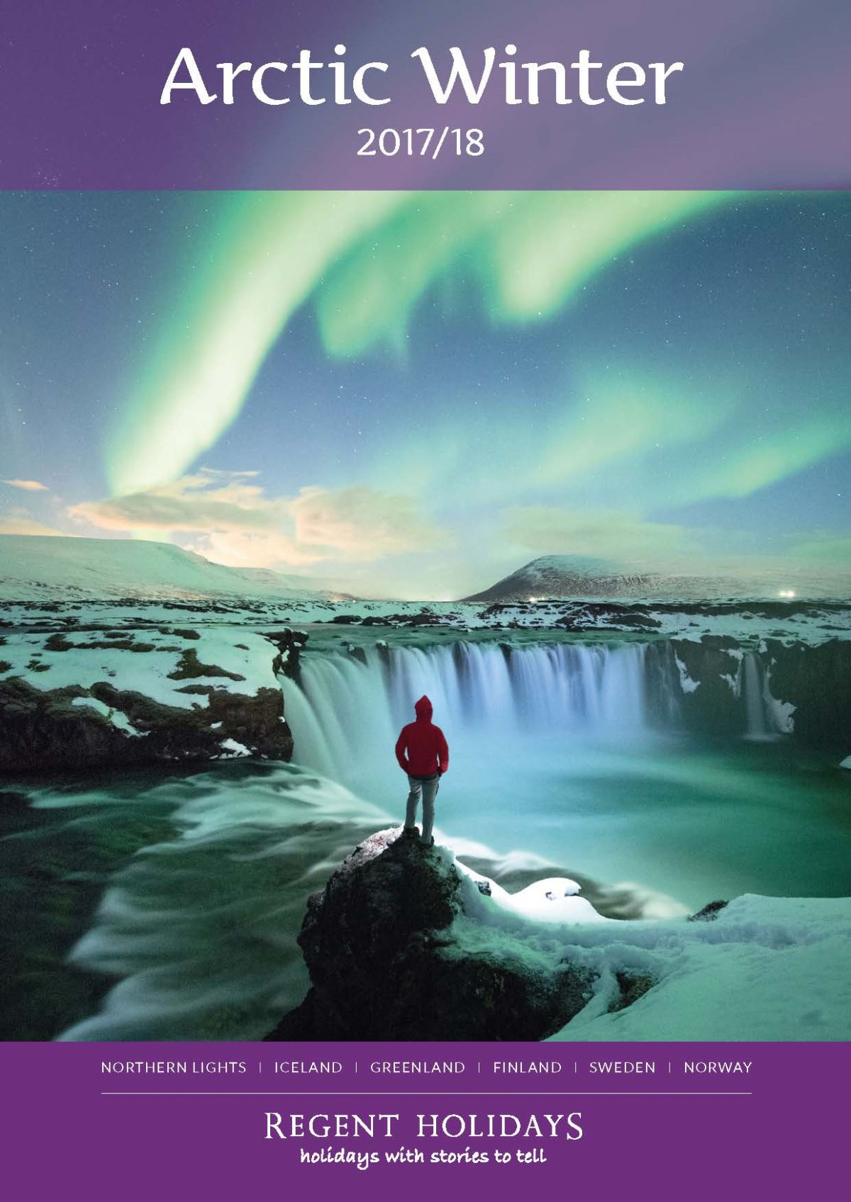 Iceland Arctic Winter Brochure Regent Holidays
